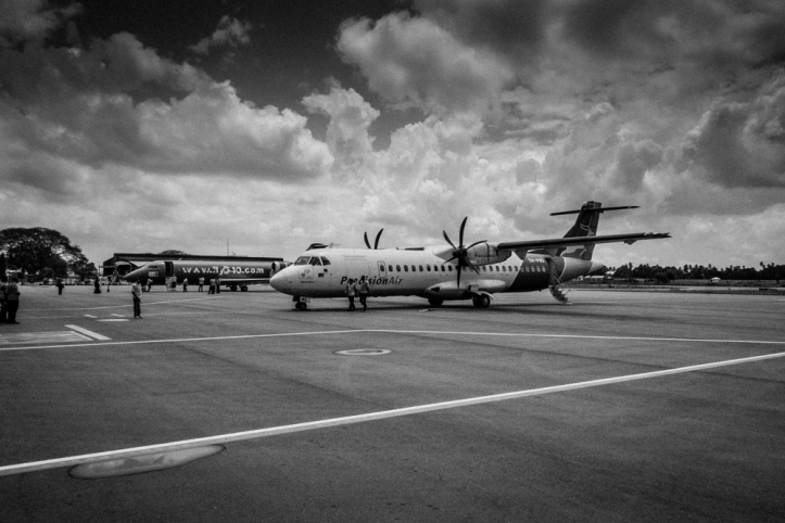 ATR 72's are used extensively in tanzania, but their performance is not as impressive as the Dash8 -Q400