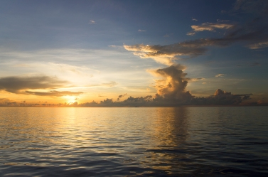 Kimbe Bay Sunset