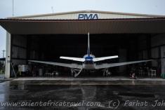 PMA HQ Hangar, YAP